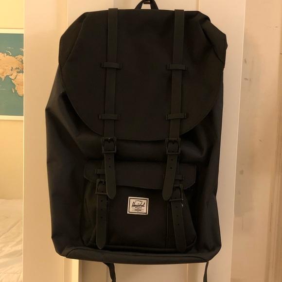 3f3e566c8f Herschel Supply Company Handbags - Herschel Little America Backpack - Two  Tone